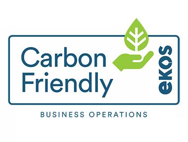 EKOS Carbon Friendly Business Operations