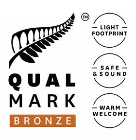 Qualmark Bronze Award